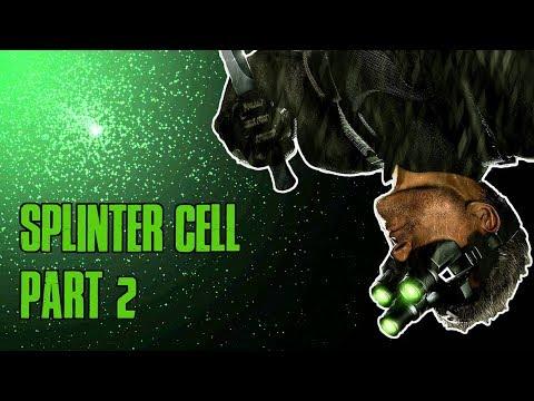 Tom Clancy's Splinter Cell - Gameplay PC FR - Poste de police de T'bilisi - Partie 2