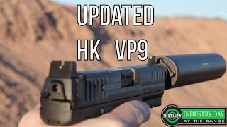 HK Expands the VP9 with Suppressor-Ready Model |SHOT 2017