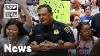 Houston Police Chief Art Acevedo Calls for Gun Reform After Santa Fe Shooting   NowThis