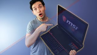 The $6000 Gaming Laptop With GTX1080 SLI | MSI GT83VR Review