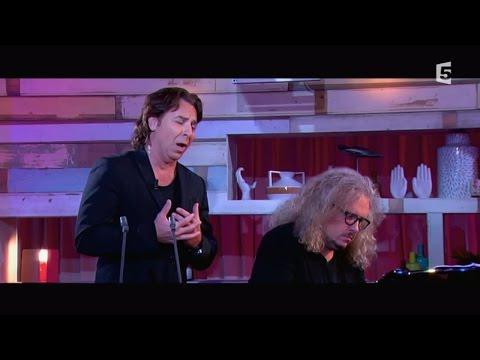 "Roberto Alagna ""Che faro senza Euridice"" - C à vous - 14/11/2014"