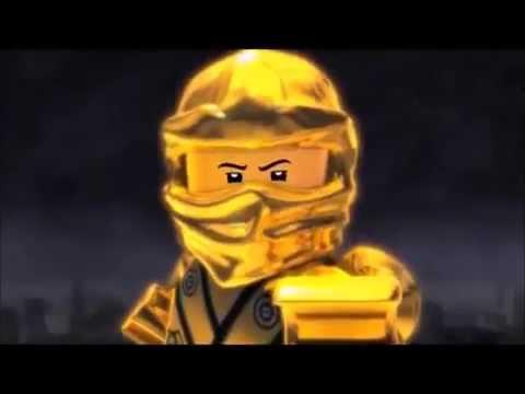 Lego ninjago feature gold is the new green w lloyd youtube - Ninjago lloyd gold ...