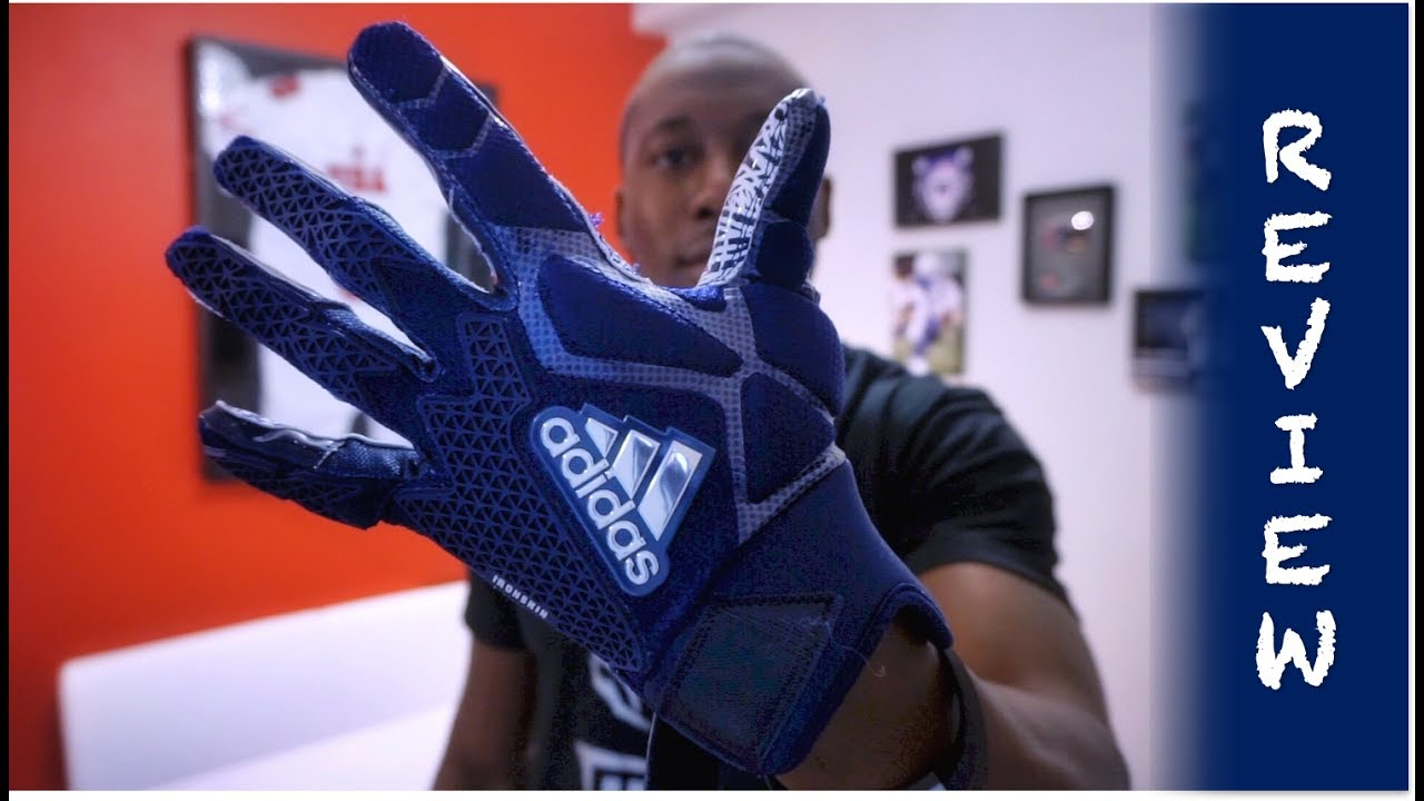 794d674ec7f ADIDAS Freak 3.0 Football Gloves REVIEW - Ep. 340 - YouTube