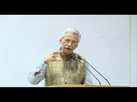 18th Institute Lecture Series, IIT(BHU), delivered by Ambassador ( retd.) Yogendra Kumar