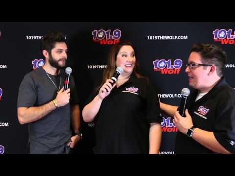 Thomas Rhett interview
