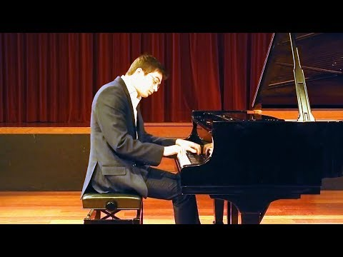 Ariel Lanyi plays Grieg Ballade, in G-minor, Op 24