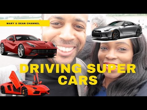 Supercar Test Driving Experience Day in Essex