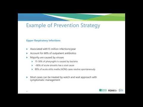 Antibiotic Stewardship Pharmacy Education