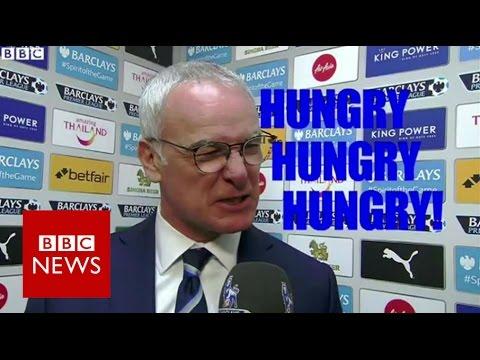 Leicester's Claudio Ranieri: His most memorable quotes - BBC News