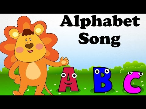 ABC Song For Children in English, Alphabet Song For Children and More Nusery Rhymes