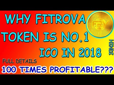 Fitrova Coin | FRV Token | Why Fitrova is No.1 ICO in 2018 | Fitrova(FRV) Full Review & Detail