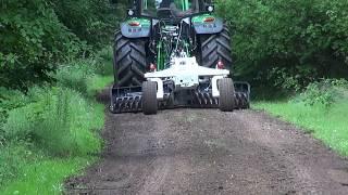 Stehr Wegepflegesystem für Forst- und Schotterstraßen