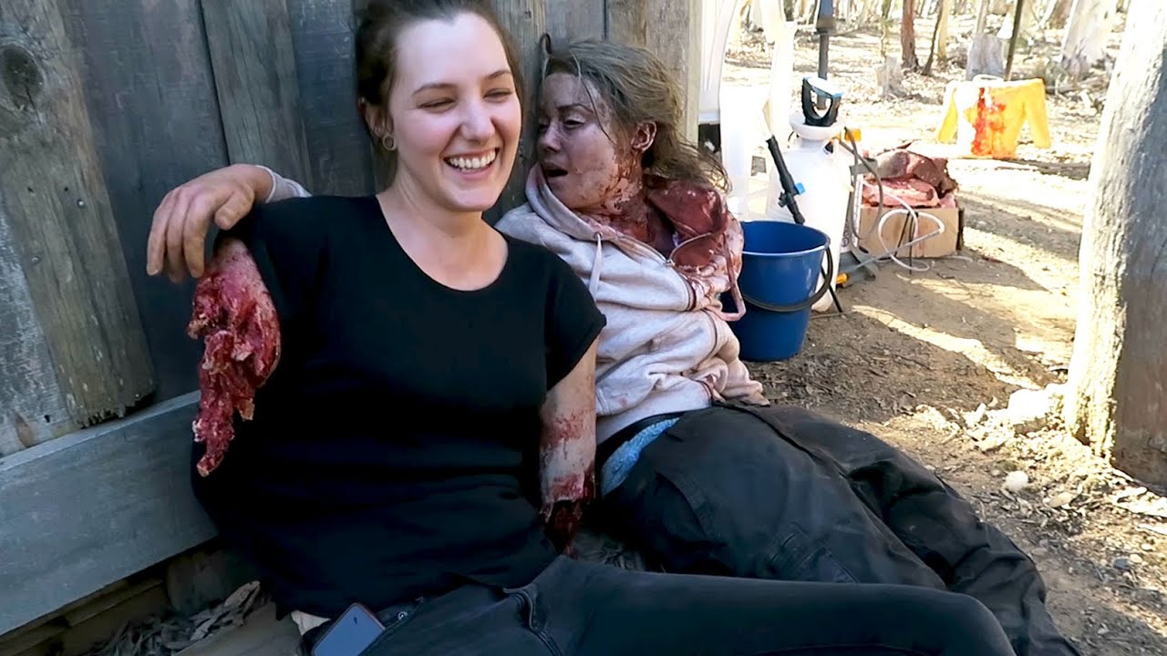 Download Let me take you BTS on Australian Horror Film 'The Furies'