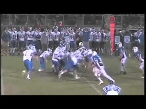 Keenan Knox #20 highlight video - Messalonskee High School Football