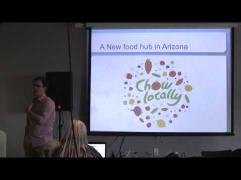 GP Chandler Brownbag - Reinventing the Way Local Foods Get to Local Tables