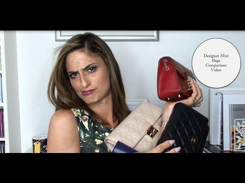 Designer Mini Bags | Comparison Review