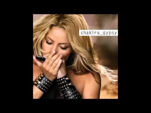 Shakira - Gypsy Karaoke / Instrumental with lyrics