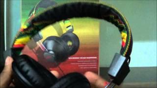 Marley Positive Vibration Headphones Review