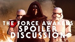 Star Wars: The Force Awakens Spoilers Discussion