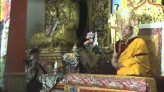 H.H.9th ZIGAR CHOKTRUL RINPOCHE PART 2