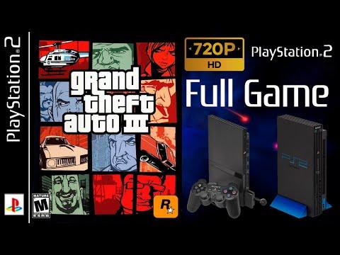 Grand Theft Auto III - Story 100% - Full Game Walkthrough / Longplay (PS2) HD, 60fps
