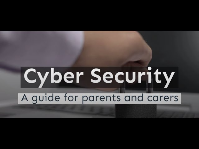 Short videos for parents and carers: delivering online safety at home