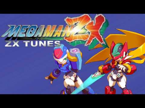 Mega Man ZX Tunes OST - T24: High-Press Energy (Area K - Lava Zone)