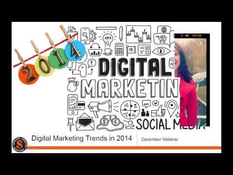 Digital Marketing Trends For 2014 And Beyond
