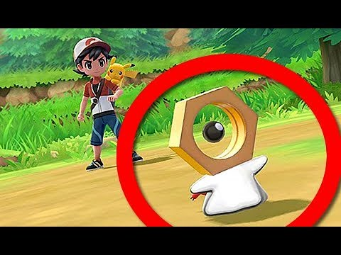 HOW TO FIND Meltan #891 (The Brand New Pokemon)