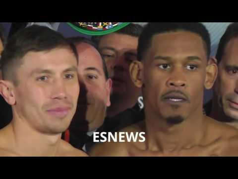 how did you score ggg vs jacobs? EsNews Boxing