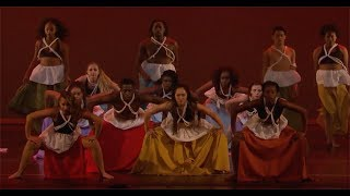 A Performance by IU's African American Dance Company