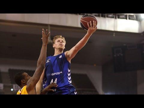 Gipuzkoa Basket, a ritmo de Swing