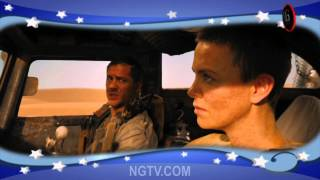 Mad Max: Fury Road Uncensored with Carrie Keagan ft. Charlize Theron, Tom Hardy, & Nicholas Hoult