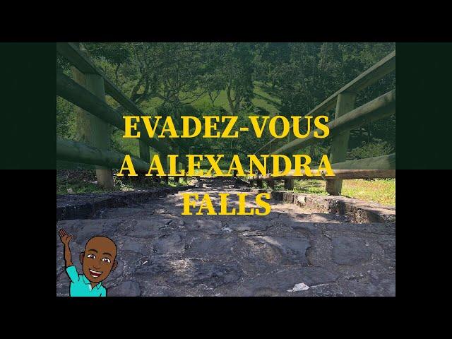 Découvrez Alexandra Falls !