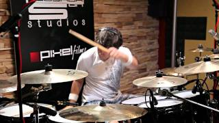 Video Cobus - BOB ft. Hayley Williams - Airplanes (Drum Cover Remix) download MP3, 3GP, MP4, WEBM, AVI, FLV Juli 2018