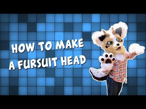 Fursuit Head Tutorial!