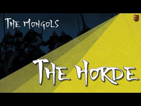Mongols 03 -  The Horde