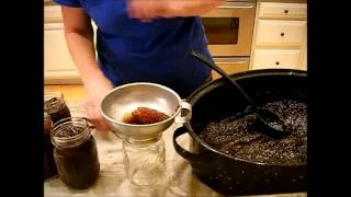 How to Make & Can Apple Butter
