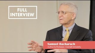 Learning from Authors - Sam Bacharach, Full Episode