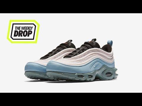 Nike Air Max Plus 97 Australian Sneaker Release Info: The Weekly Drop