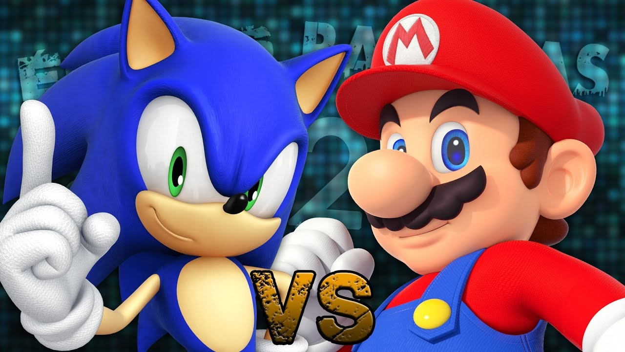 Download Mario vs Sonic 2. Épicas Batallas de Rap del Frikismo T2 | Keyblade ft. Varios [Prod. Vau Boy]