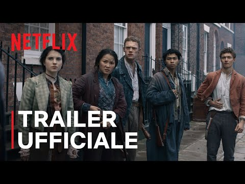 Gli Irregolari di Baker Street | Trailer ufficiale | Netflix