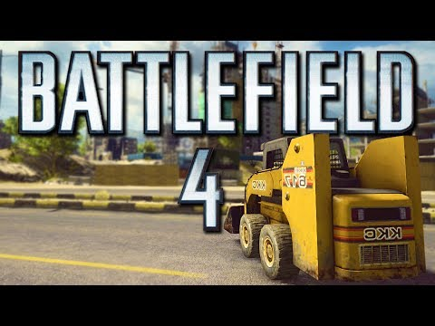 Battlefield 4 Funny Moments - Second Assault! (Stunt Buggy Killer, JCB Wipeout, Fighter Jet Bully!)