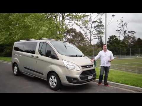 2018 Ford Tourneo Custom - Video Road Report