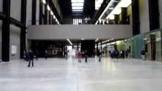 Bruce Nauman - Raw Materials : Tate Modern 2005
