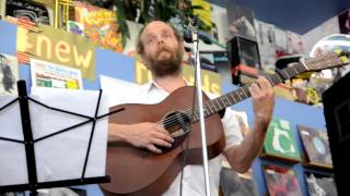 """Bonnie 'Prince' Billy-  """"Easy Does It"""" / """"Nomadic Revery (All Around)"""" live @ Rainy Day Records"""