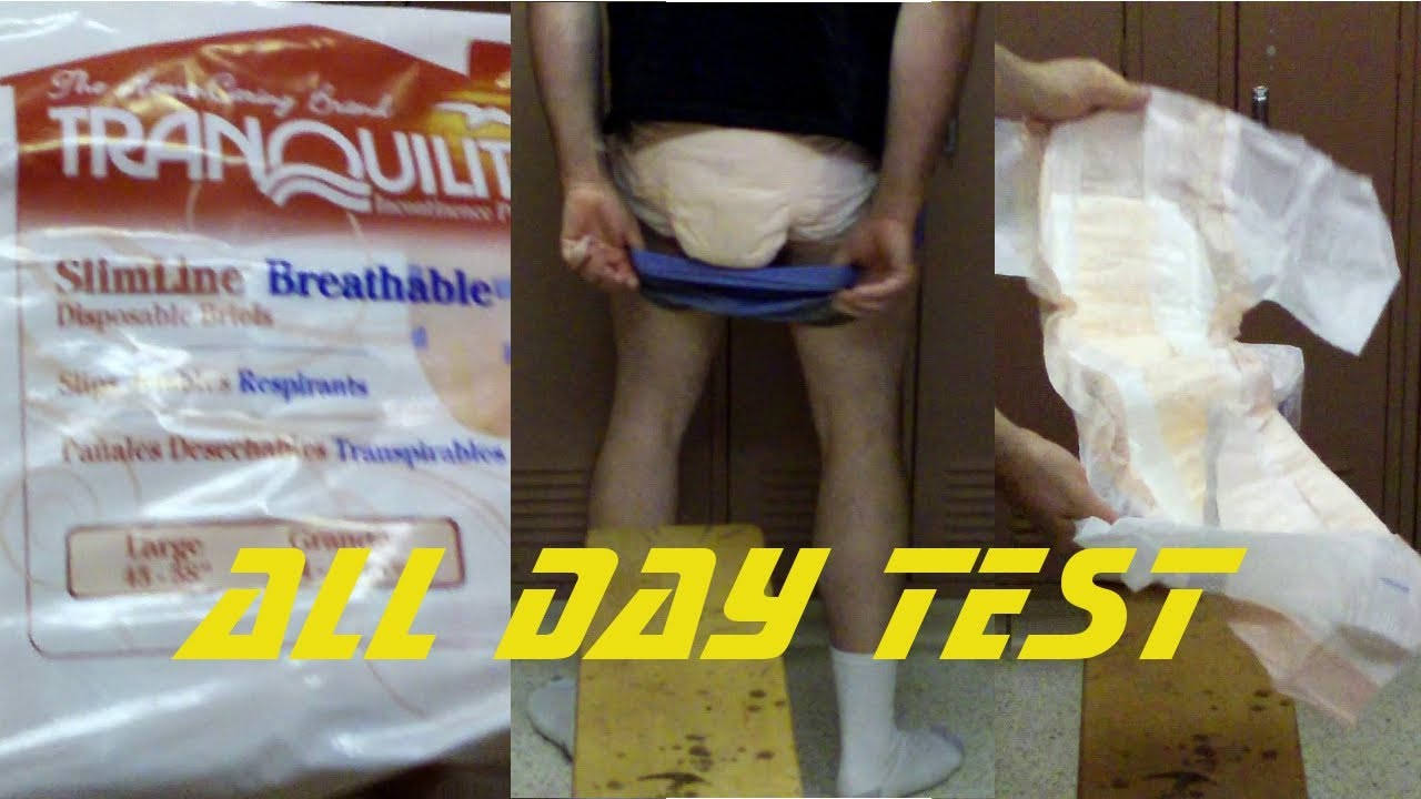Cover adult diaper