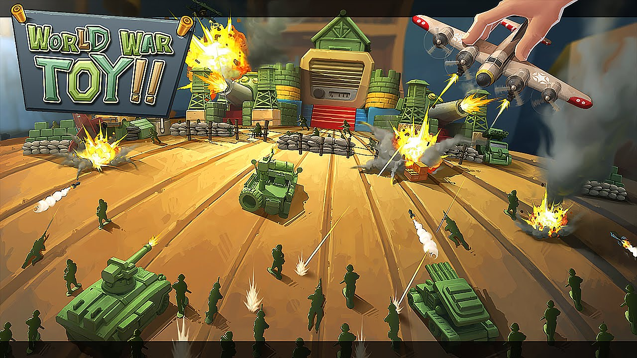 World War Toy - Android Gameplay [Full HD] - video dailymotion