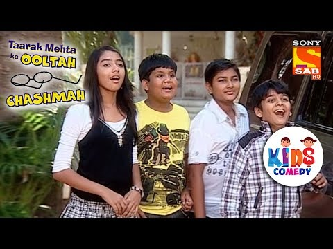 Tapu Sena Gears Up For Their Shoot | Tapu Sena Special | Taarak Mehta Ka Ooltah Chashmah