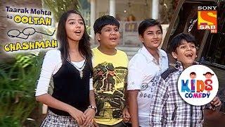Tapu Sena Gears Up For Their Shoot | Tapu Sena Special | Taarak Mehta Ka Ooltah Chashmah